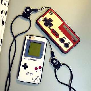 復古遊戲機iPhone 6/6s手機殼
