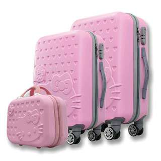 Hello Kitty Luggage Collection Suitcase
