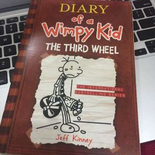 Diary of a Wimpy Kid: The Third Wheel (7)