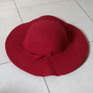 Floopy Hat (Red)