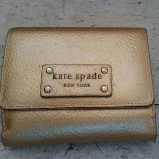 Auth Kate Spade Wallet