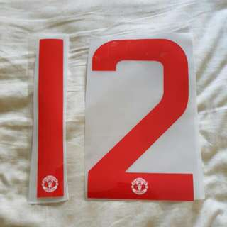 Manchester United #12
