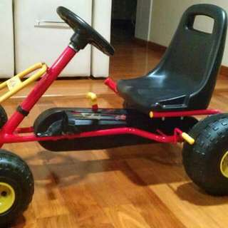 Almost New Tricycle