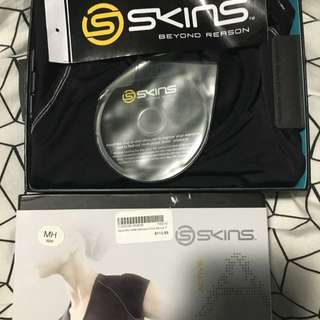 Skins Bio A400 Short Sleeve T