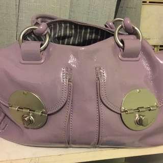 Mimco Purple Bag