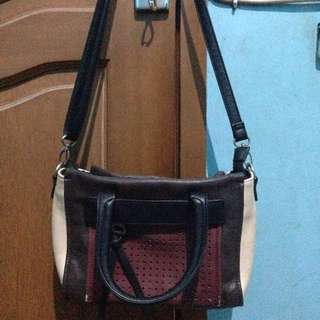 Sling Bag Brand Foot In