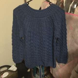 colour sweater