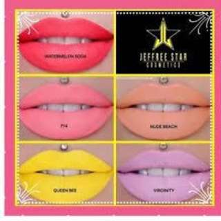 Jefree Star Lipstick