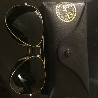 Ray Ban Aviator Sunglasses Unisex