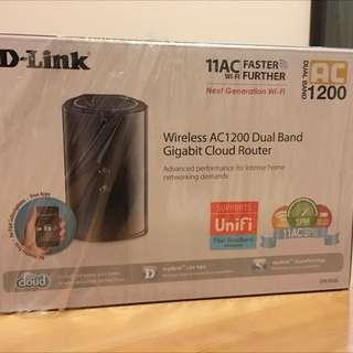 D-Link AC1200 Router