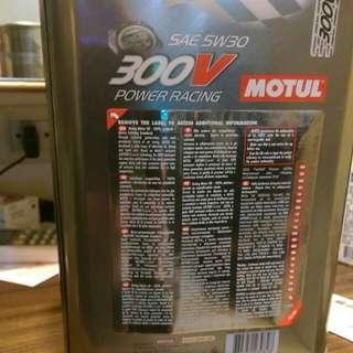 魔特300v雙酯類機油