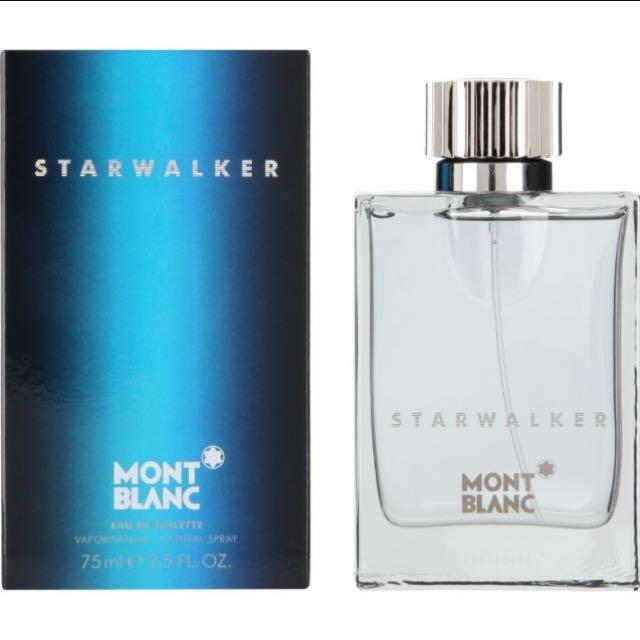 7adcf6350f5 75ml Mont Blanc Starwalker Edt Men Perfume Brand New Stock Not Tester !