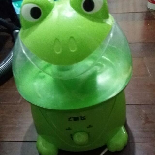 青蛙霧化器免費