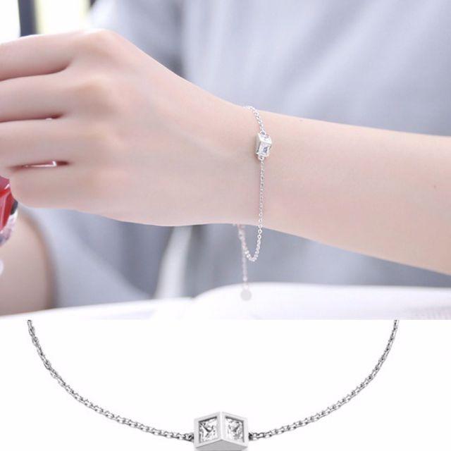 ❤太陽的後裔 宋慧僑同款❤銀飾手鍊