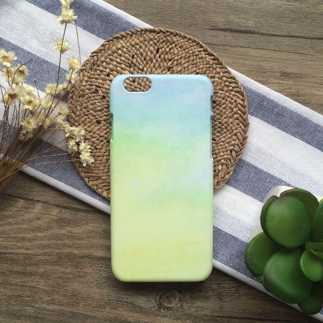 晨曦雲海//原創手機殼- iPhone, HTC, Samsung, Sony, oppo, LG 磨砂硬殼