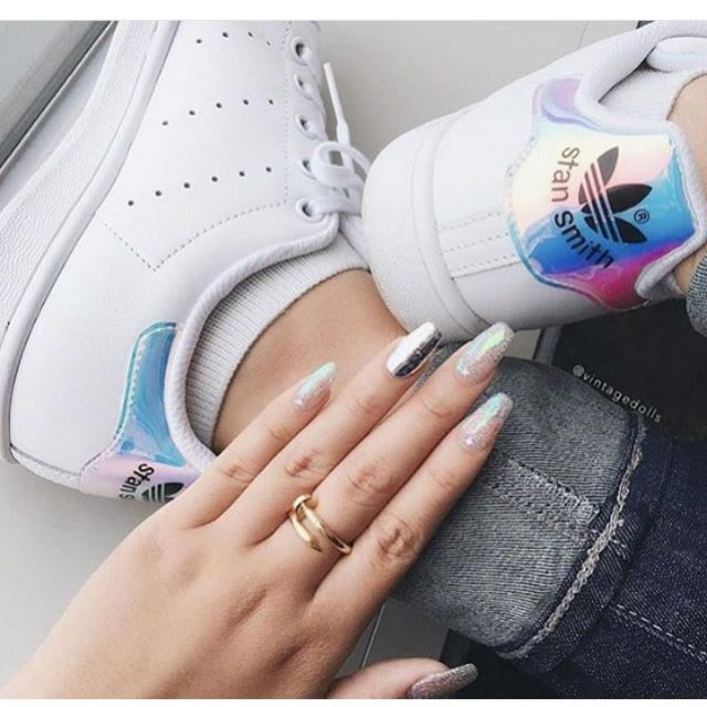 Adidas Stan Smith Hologram