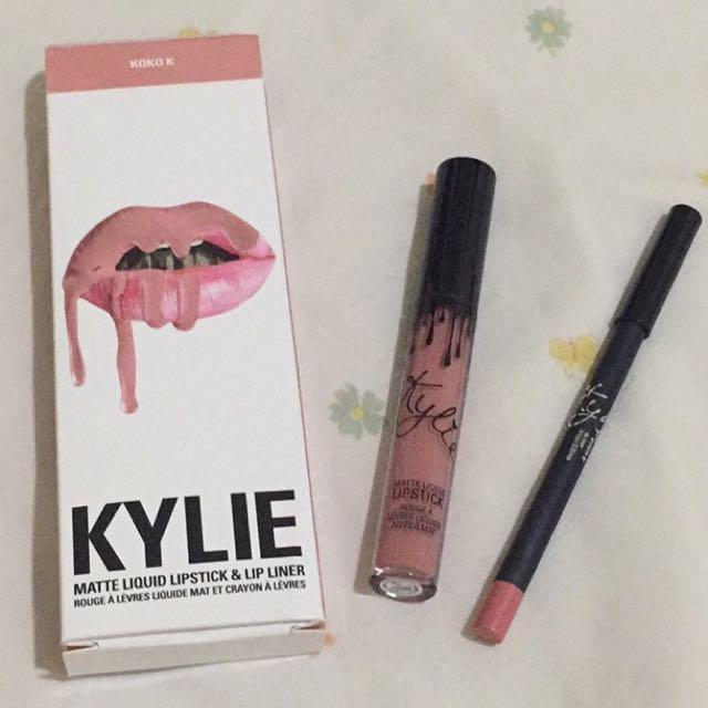 Authentic Kylie Lipkit (Koko K)