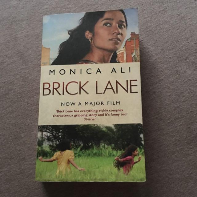 Brick Lame By Monica Ali