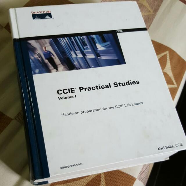 Cisco CCIE Book