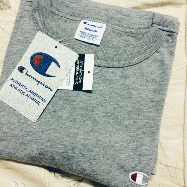 Champion 刺繡logo短踢
