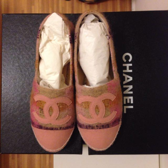 Chanel 鉛筆鞋