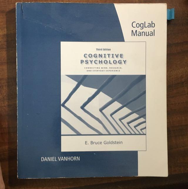 Cog lab Manual