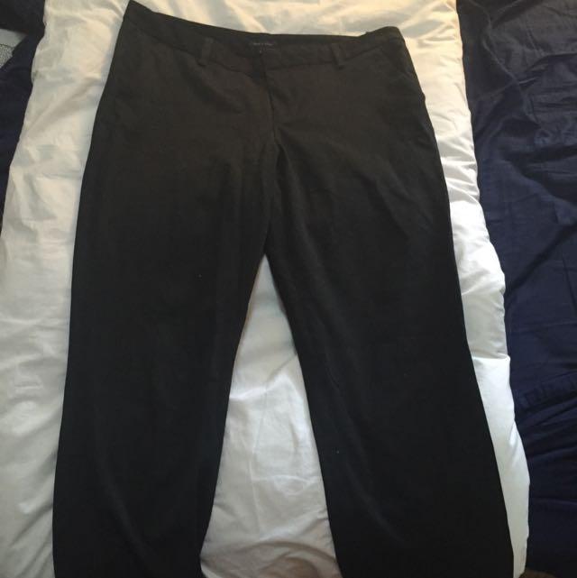 Dark grey Tommy Hilfiger Work Pants