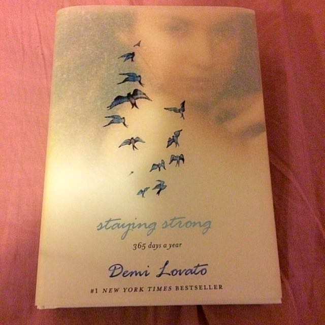 Demi Lovato's Book