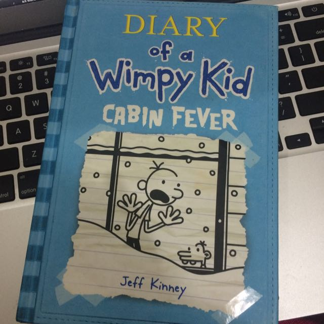 Diary of a Wimpy Kid: Cabin Fever (6) - HARDCOVER