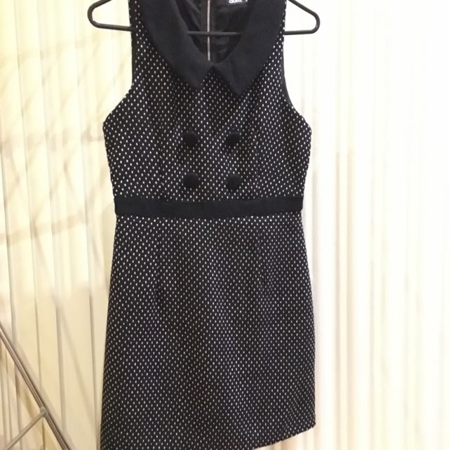 'Dotti' Winter Dress