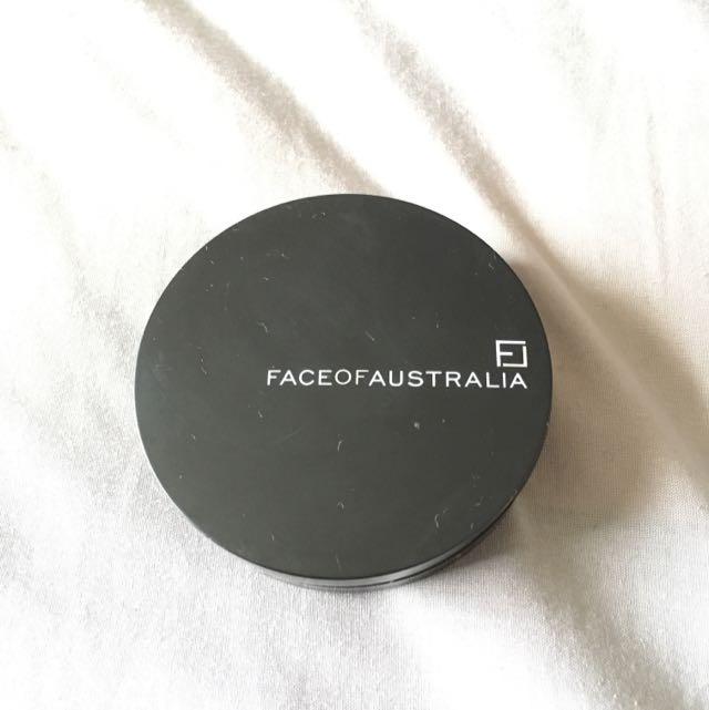 Face Of Australia - Pressed Powder Bronzer