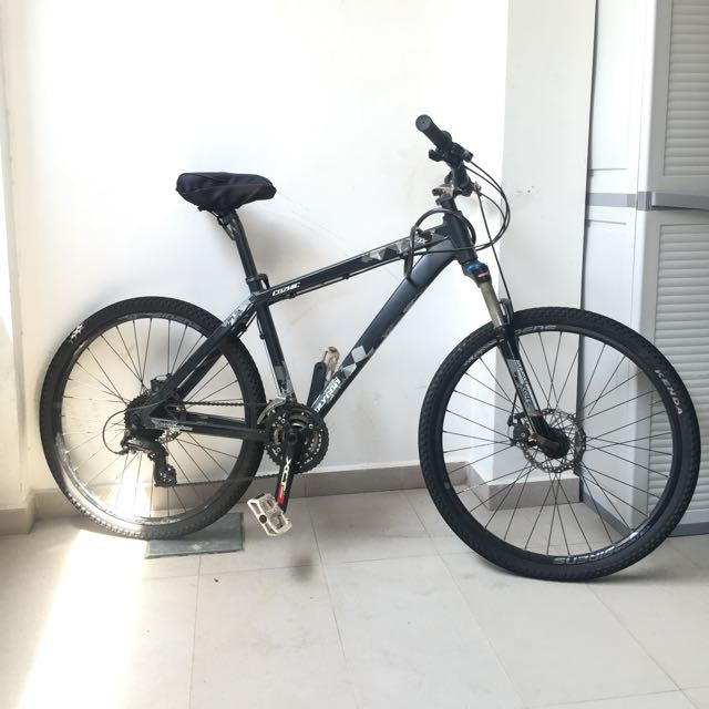 FREE Polygon Mountain Bike Cozmic Bicycle