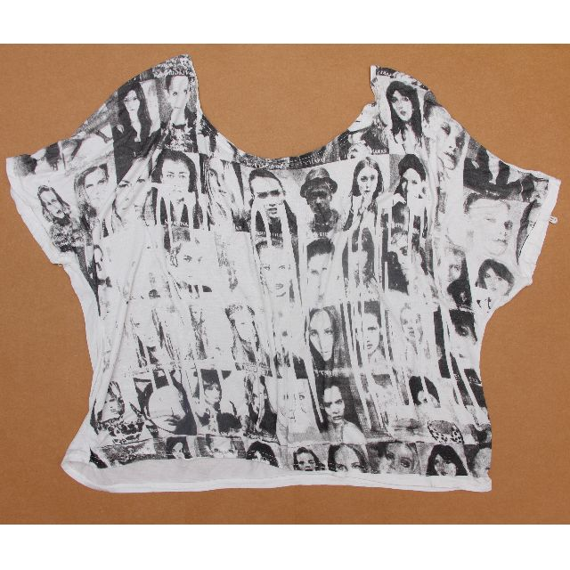 Graphic Loose Top