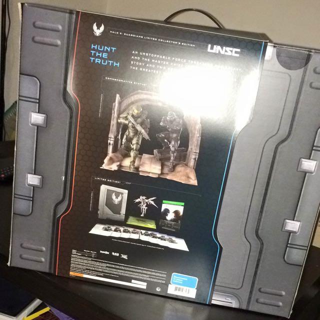 Halo5 Guardians Collectors Edition