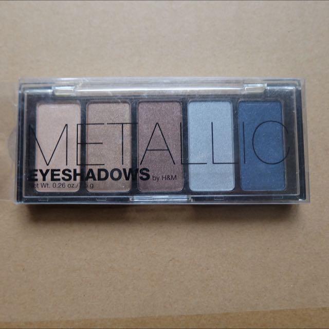 H&M - Eyeshadow Pallette