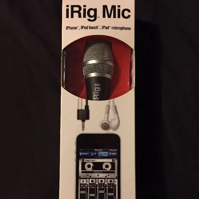iRig Microphone