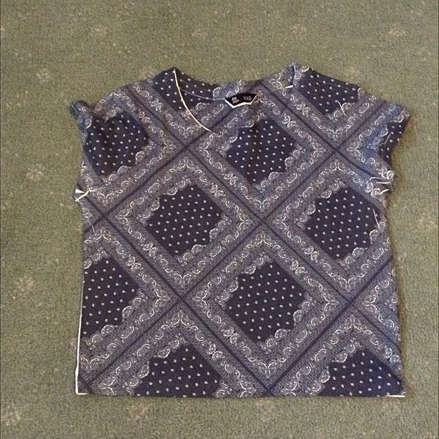 Jay Jays Patterned Shirt