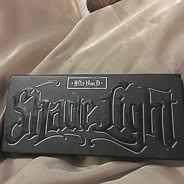 *Pending* Kat Von D Shade And Light Palate