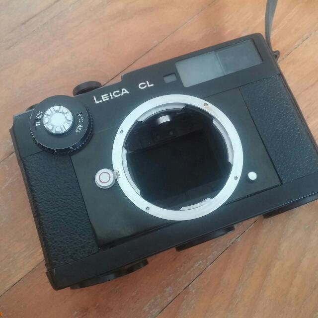Leica CL Body (Faulty,for Parts)