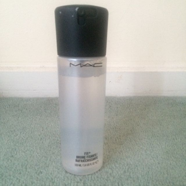 Mac Makeup Fix Mist