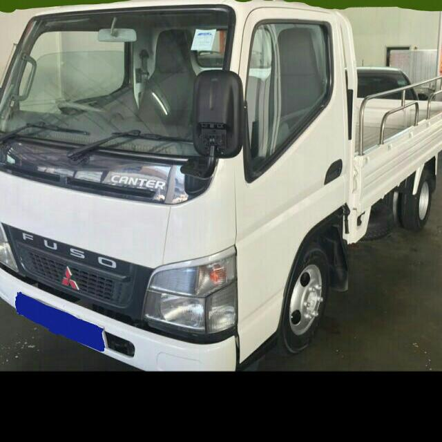 Mitsubishi Canter FB70 For U Renew COE