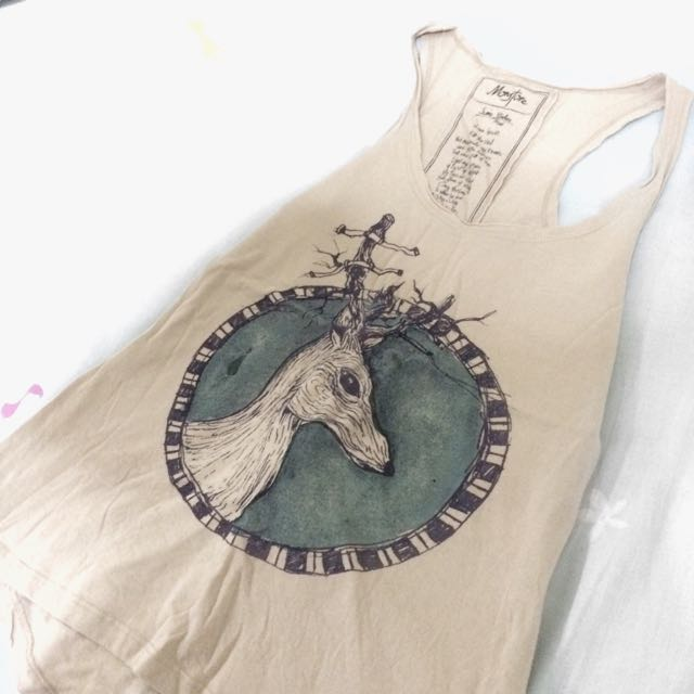 MONSTORE Unicorn Tanktop