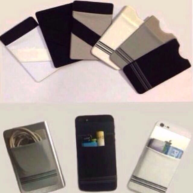 New Adhesive Pouch for Cellphone or Powerbank