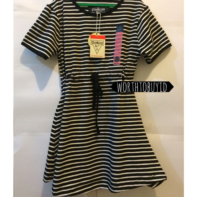 OshKosh Stripes Dress