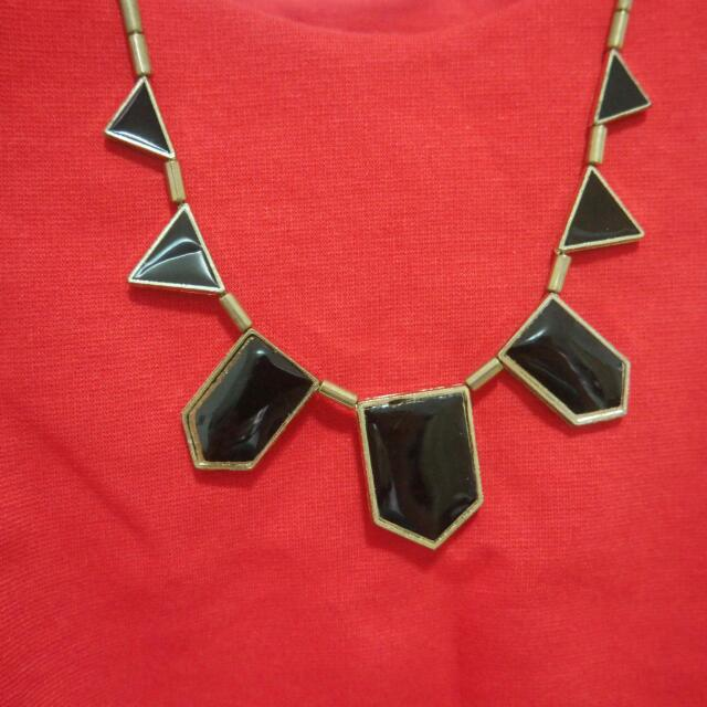Preloved - Geometric Necklace