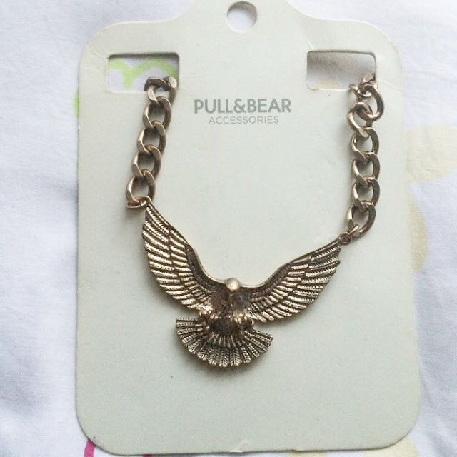 ✨PULL AND BEAR NECKLACE// KALUNG PULL AND BEAR✨