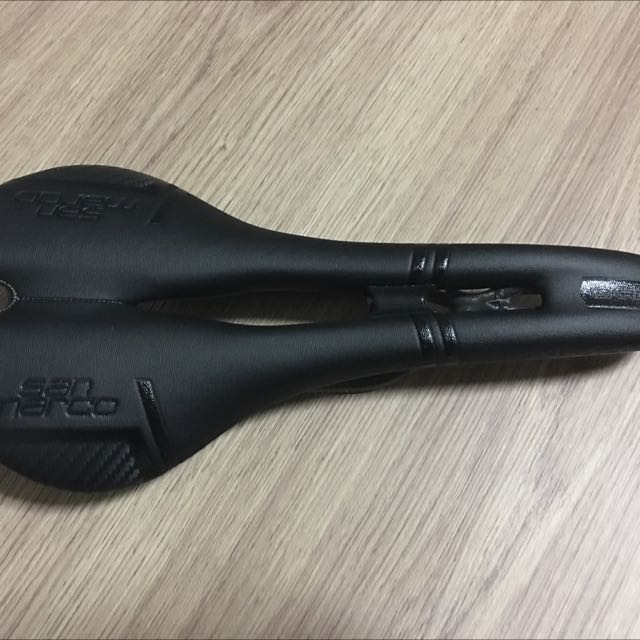 Selle San Marco Aspide Carbon FX Open Saddle, Sports on