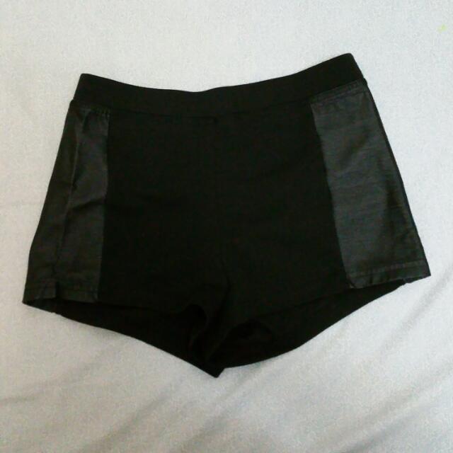 Sirens High-waisted Short Shorts