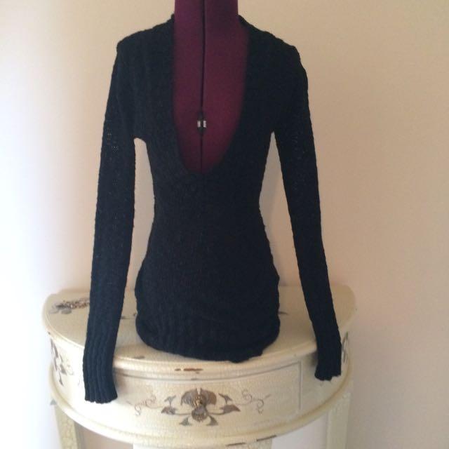 Size Small Women's Costa Blanca Sweater