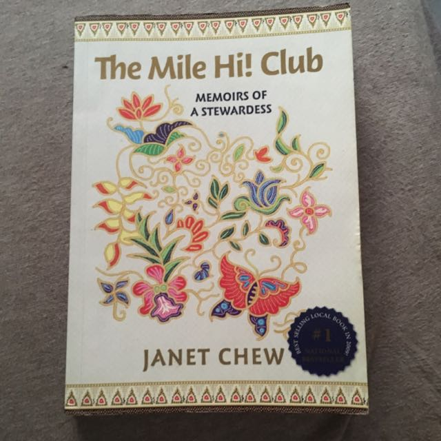 The Mile Hi! Club By Janet Chew